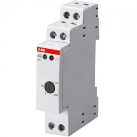 Interruptor crepuscular ABB 2 a 200c LX T1 1 módulo M295563