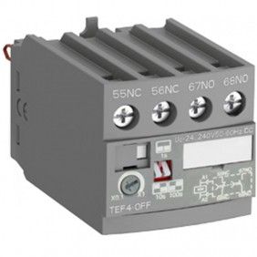 The electronic timer ABB Delayed TEF4OFF