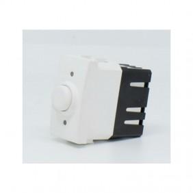 Dimmer elettronico ABB Mylos bianco con controllo a pulsante 60-500W 2CSY1206MC