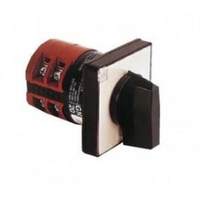 Interruptor de tres Polos de la línea Lovato 3 elementos 20A 65X65 7GN20H53U