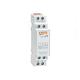 Relay phase selector Lovato three-phase to...