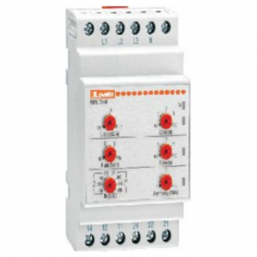 Relay phase selector Lovato three-phase without...