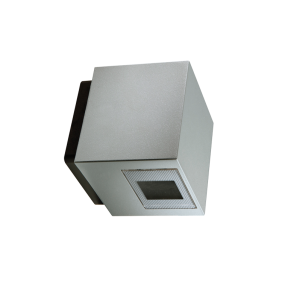 Applique Goccia k3 Miniled 2x3W Led aluminium grey 230V 4000K 1044GR