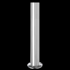 Apuesta Gota de acero inoxidable 375mm AISI 316L Pulido de LA I-LUX serie 3511GR