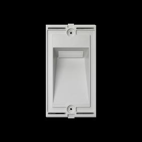 Lámpara Caída de QUANTUM para caja de empotrar 504 3.2 W 3000k IP65 5425
