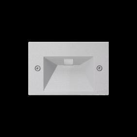 Mask Drop QUANTUM horizontal Gray metallic 5460GM