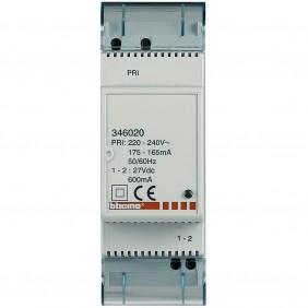 BTICINO ADDITIONAL POWER SUPPLY 2 MOD 346020