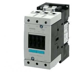 Contattore Siemens 3 Poli 95A S3 S/C.AUX 400VAC 3RT10461AV00