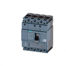 Moulded case circuit breaker Siemens 3VA1 20A 4 Pole 36KA 3VA10204ED460AA0