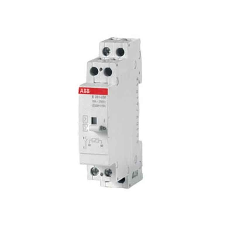 Rele passo passo ABB modulare 16A 1NA 1 contatto 230V EA 073 5