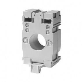 Trasformatore di corrente Siemens 100/5A diamentro cavo 23 5TT60100Y