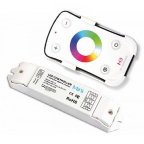 L'unité de contrôle Ledco LED RGB tactile...