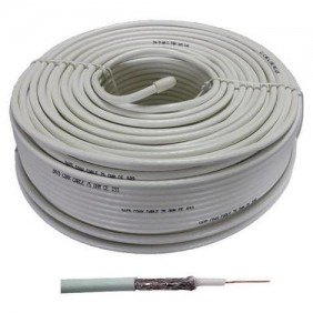 6.8 mm FTE coaxial cable low leakage gas...