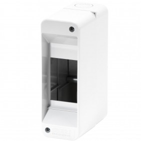 Gewiss wall-mounted switchboard 2M IP40 GW40022