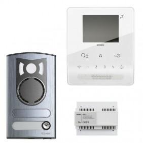 Kit video door entry Elvox hands free color...