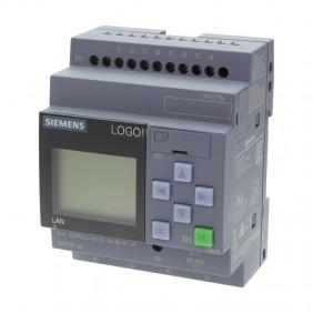Modulo di controllo Siemens LOGO! 12/24RCE 6ED10521MD080BA0