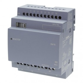 Expansion module, Siemens LOGO! DM16 24...