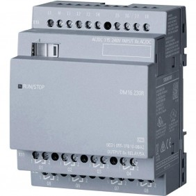 Expansion module, Siemens LOGO! DM16 230R...