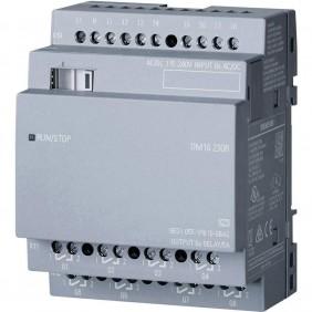Modulo di espansione Siemens LOGO! DM16 230R 6ED10551FB100BA2