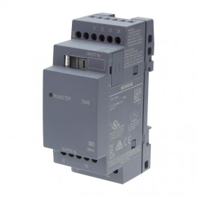 Expansion module, Siemens LOGO! DM8 230R 6ED10551FB000BA2