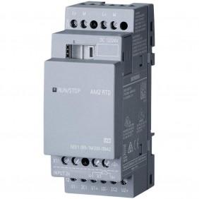 Expansion module, Siemens LOGO! AM2 RDT, 2AI...