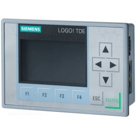 Extension Text display Siemens LOGO! TDE 6 rows 6ED10554MH080BA0