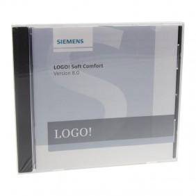 Soft installazione Siemens LOGO! DVD Confort 8.1 6ED10580BA080YA1