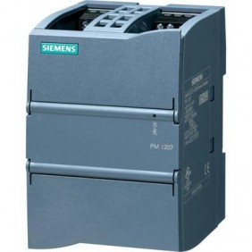 Power supply Siemens switching SIMATIC 1F/24VDC 2.5 A 6EP13321SH71