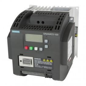 Siemens convertidor de frecuencia SINAMICS V20 1,1 KW 6SL32105BB211AV0