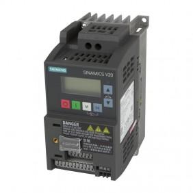 Siemens frequency converter SINAMICS V20 0.55 KW 6SL32105BB155BV1