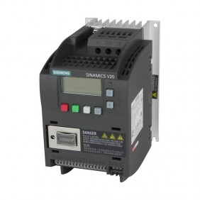 Convertitore di frequenza Siemens SINAMICS V20 0,75KW 6SL32105BE175CV0