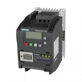 Siemens convertidor de frecuencia SINAMICS V20 0,75 KW 6SL32105BE175CV0