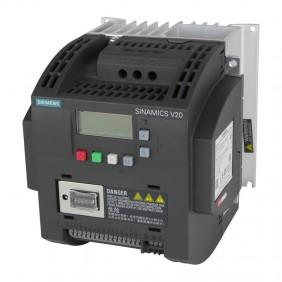 Siemens convertidor de frecuencia SINAMICS V20 4,00 KW 6SL32105BE240CV0