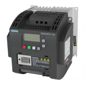 Siemens frequency converter SINAMICS V20 4,00...