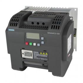 Siemens frequency converter SINAMICS V20 5.50 KW 6SL32105BE255CV0