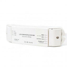 Amplificatore Ledco per striscia LED bianco dinamico CT910