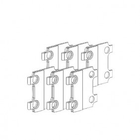 Kit Fissaggio Siemens per quadri SIVACON S4 8PQ12044BA05