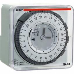 Vemer Interruttore Orario Elettromeccanico Giornaliero VP884100