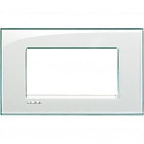 Bticino Livinglight plate 4 square modules...