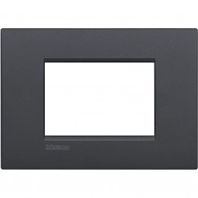 Bticino Livinglight plate AIR 3 modules...