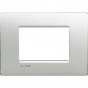 Bticino Livinglight plate AIR 3 modules tech...
