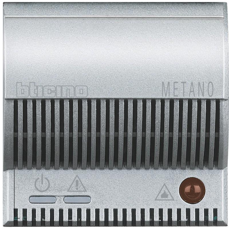 BTICINO AXOLUTE GAS DETECTOR METHANE HC4511/12