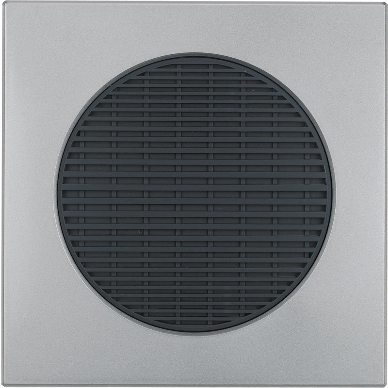 Diffusore sonoro Bticino Axolute 16 ohm da incasso per scatole 506E e PB526 - potenza 12 W.