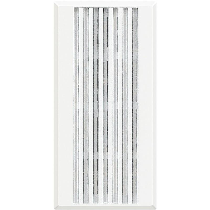 BTICINO AXOLUTE RONZATORE 230V WHITE HD4356V230