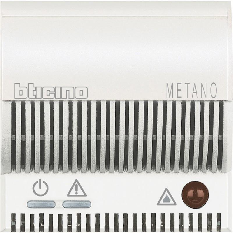 BTICINO AXOLUTE RILEVATORE DI GAS METANO HD4511V12