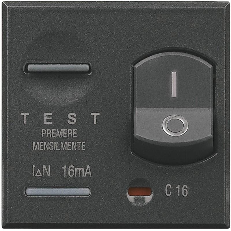 Bticino Axolute differenziale automatico 10A HS4305/10