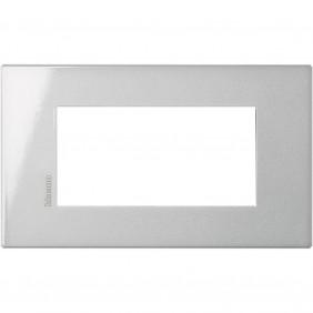 Plate 4 Places Bticino Axolute AIR Tech HW4804HC