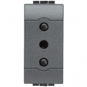 Bticino Livinglight 10A socket L4113