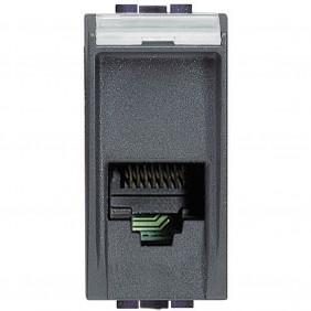 Bticino Livinglight Telephone RJ11 socket...