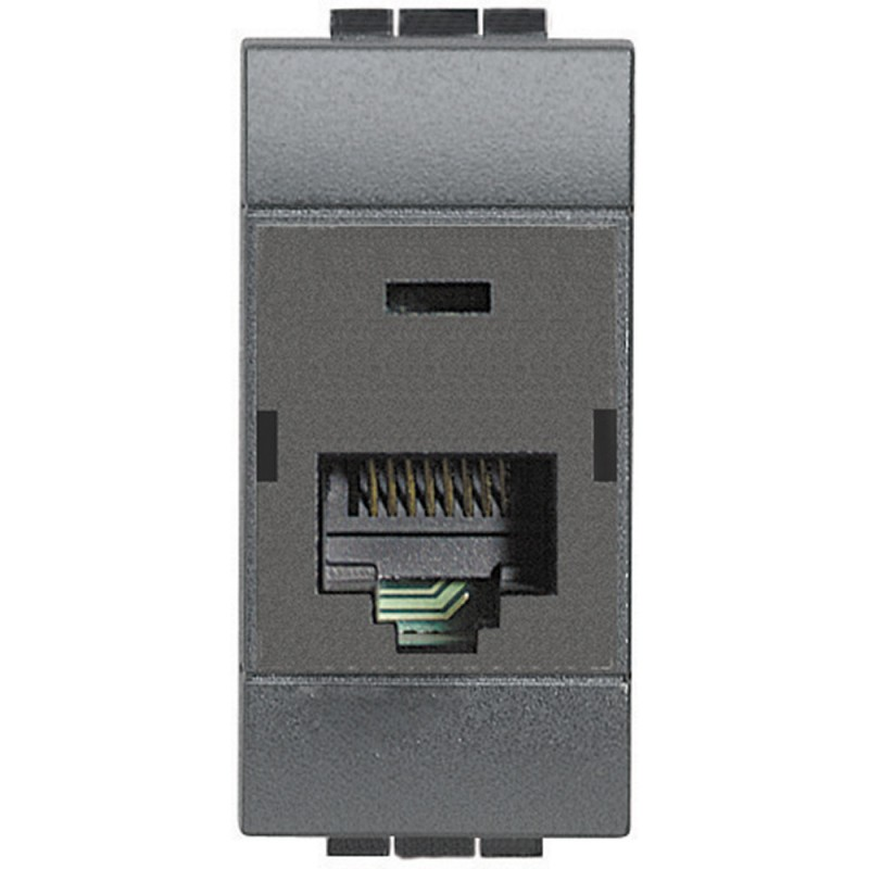 BTICINO LIVINGLIGHT CONNECTEUR RJ45 L4262C5E